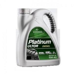 Olej Silnikowy Platinum Ultor Diesel 15W-40 Butelka 5l