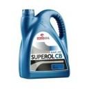 Olej Silnikowy Orlen Oil Superol Unitex CB 40(Z) Butelka 5l