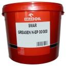 Smar samochodowy Greasen N-EP 00/000 Puszka 4.5kg