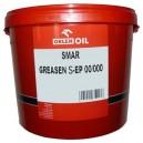 Smar samochodowy Greasen S-EP 00/000 Puszka 9kg