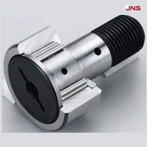 KRV 47 PPX  JNS - 20x47x24 Rolka igiełkowa z trzpieniem, koncentryczna