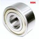 3202.ZZ.TNG NSK- 15x35x15.9 Łożysko kulkowe dwurzędowe